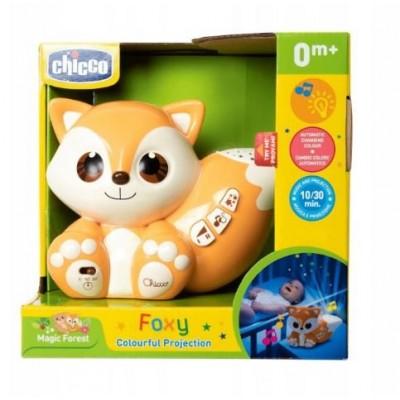 Mänguasjad beebidele  Chicco Foxy Projektor