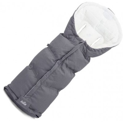 Накидки и конверты для колясок  JOIE мешок Therma Grey Flannel