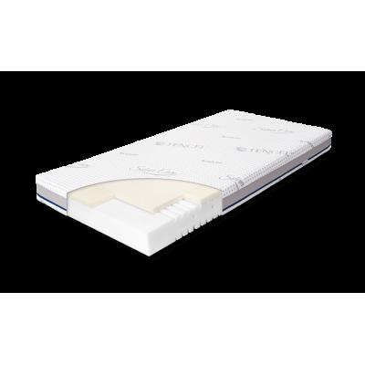 Детские матрасы и подушки  Rucken матрас латекс/пена 140x70 sm