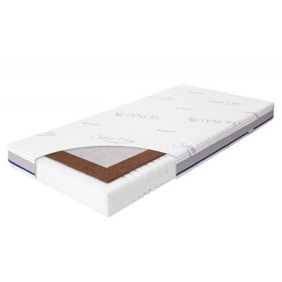 Детские матрасы и подушки  Rucken матрас пена/кокос 120x60 sm