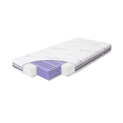 Детские матрасы и подушки  Rucken матрас 120x60 sm Aero 3D