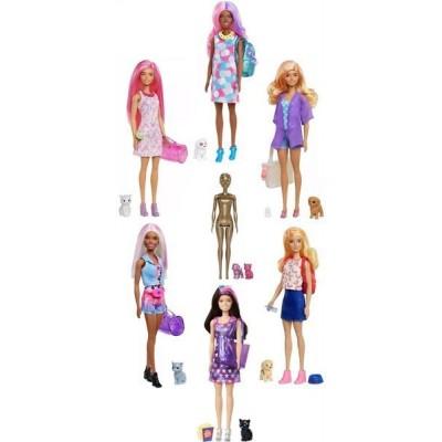Nukud  Barbie Color Reveal Värviüllatusnukud