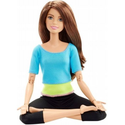 Nukud  Barbie Made To Move Yoga nukk