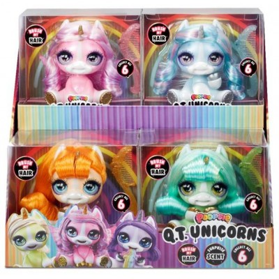 Nukud  MGA Entertainment Poopsie Q.T.Unicorns