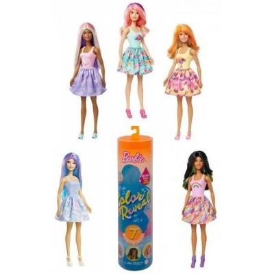 Nukud  Barbie Color Reveal Surprise