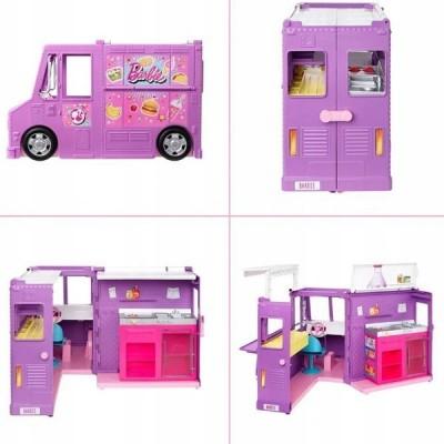 Nukud ja nuku aksessuaarid  Mattel Barbie Foodtruck