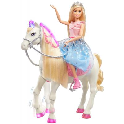 Nukud ja nuku aksessuaarid  Mattel Barbie Princess Adventure +