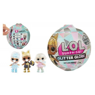 Nukud  LOL Surprise Glitter Globe