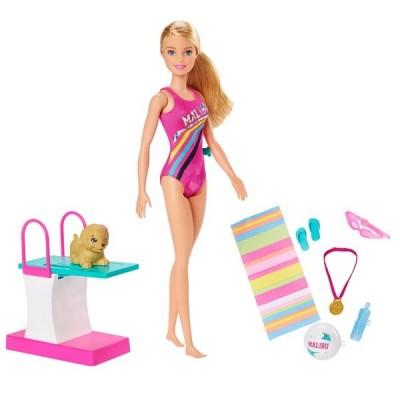 Nukud  Barbie Swim 'n Dive