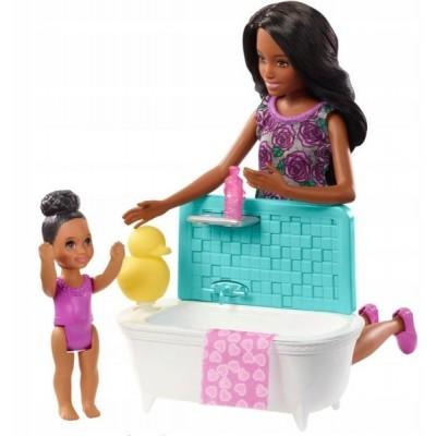 Nukud ja nuku aksessuaarid  Mattel Barbie Skipper Babysitters