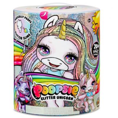 Nukud  MGA Poopsie Slime Surprise Glitter Unicorn