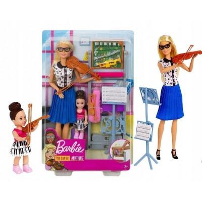 Nukud ja nuku aksessuaarid  Mattel Barbie You can be Anything