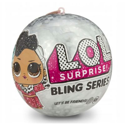 Nukud  LOL Surprise Bling Series