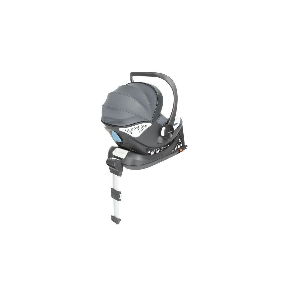 Turvahällid 0-13 kg  Babysafe York I-Size + alus Isofix 0-13kg