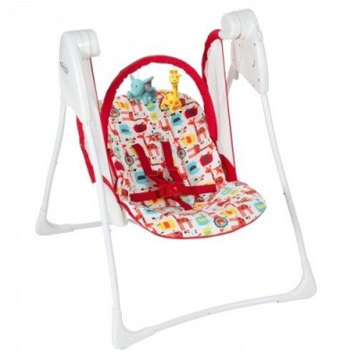 Lamamistool  Graco Baby Delight Wild Day Out