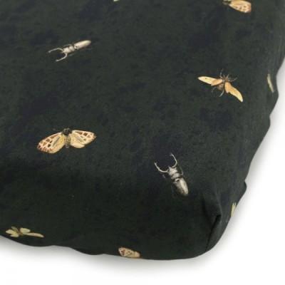 Детское постельное белье  Makaszka простыня на резинке 45x80см