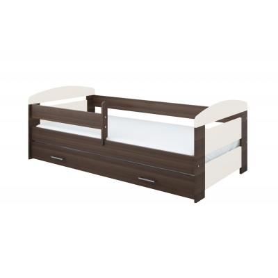 Üheinimesevoodid  Pinewood Kasia voodi kastiga 140x70