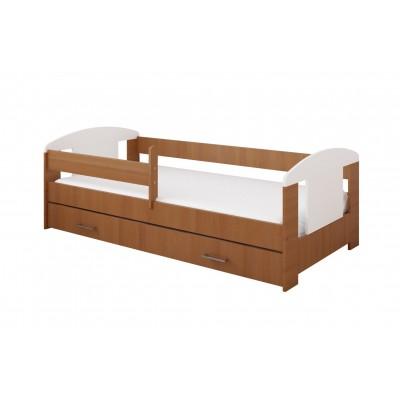 Üheinimesevoodid  Pinewood Viktor voodi kastiga
