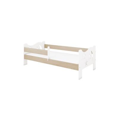 Üheinimesevoodid  Pinewood Kamil voodi kastita 140x70