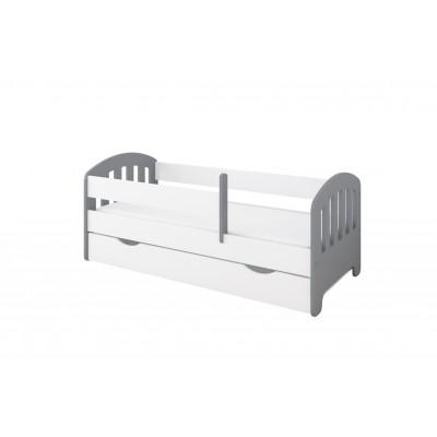 Üheinimesevoodid  Pinewood CLASSIC II voodi kastiga 140x70