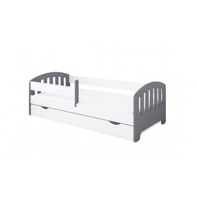 Üheinimesevoodid  Pinewood CLASSIC voodi kastiga 140x80