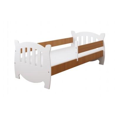 Üheinimesevoodid  Pinewood KUBUS voodi kastita 140x80