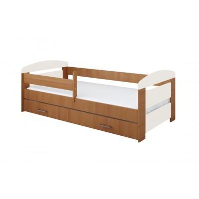 Üheinimesevoodid  Pinewood Kasia voodi kastiga 140x80