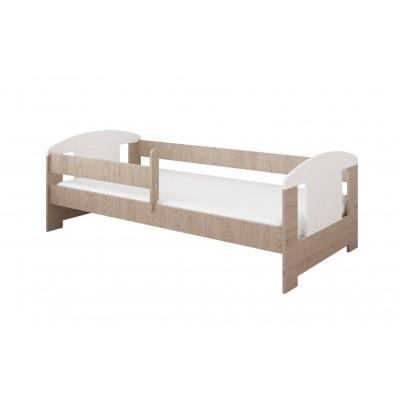 Üheinimesevoodid  Pinewood Viktor voodi kastita 180x80