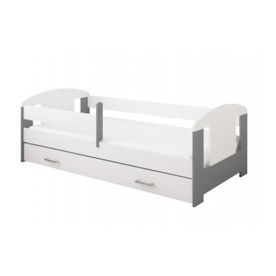 Üheinimesevoodid  Pinewood Viktor voodi kastiga 180x80