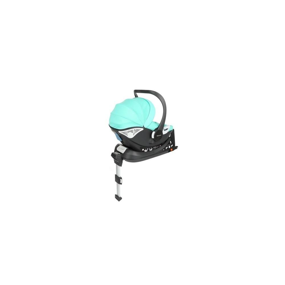 Автолюльки 0-13 кг  Babysafe York I-Size + база Isofix 0-13kg