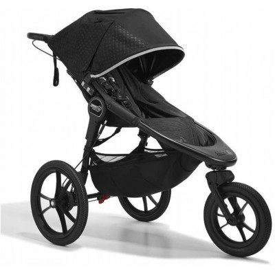 Jalutuskärud  Baby Jogger Summit X3 2021 Midnight Black