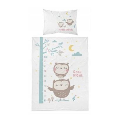 Детское постельное белье  Detexpol хлопок + бамбук постельное