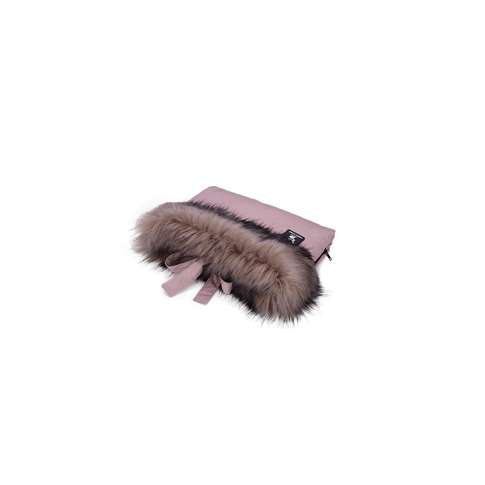 Muhvid ja kindad vankrisangale  Cottonmoose muhv vankrisangale