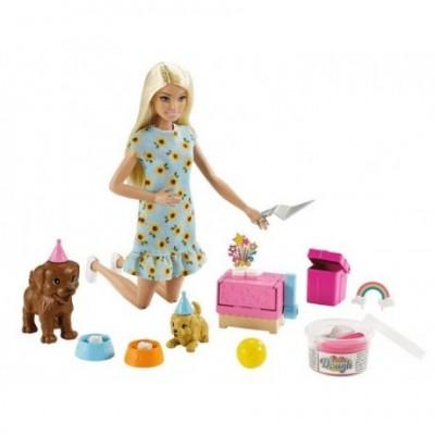 Barbie  Barbie Puppy Party GXV75