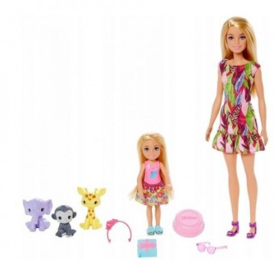 Barbie  Barbie Chelsea the Lost Birthday GTM82