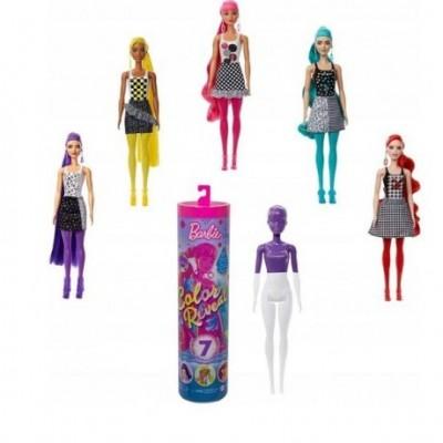 Barbie  Barbie Color Reveal GTR94
