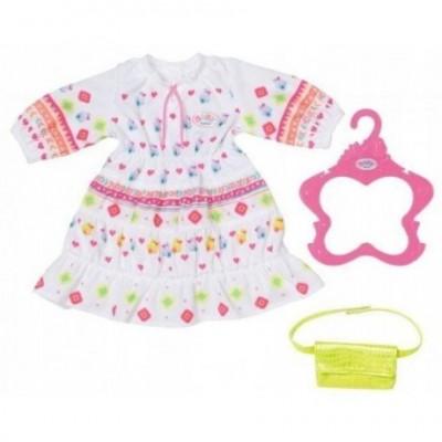 Nuku riided  Baby Born kleit Boho stiilis 43 cm