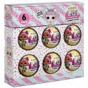 L.O.L lol Surprise Confetti Pop 6 pack Angel