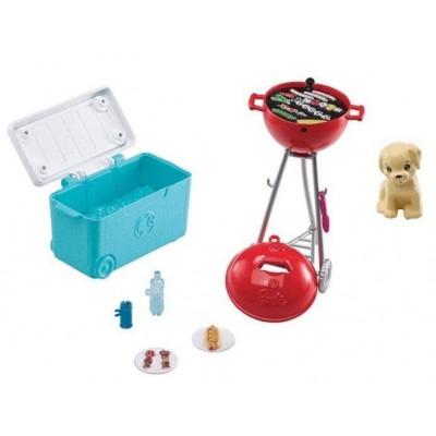 Barbie  Barbie Mini MINI PLAYSET/PET 1 GRG76
