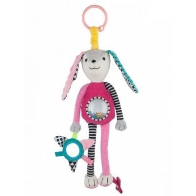 Mänguasjad kärule  CANPOL BABIES pehme mänguasi kõristi ja
