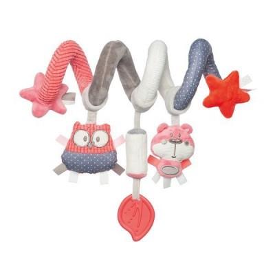 Mänguasjad kärule  Canpol Babies Pastel Friends 68/064