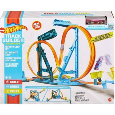 Manuaalsed mänguasjad  Hot Wheels Track Builder Unlimited