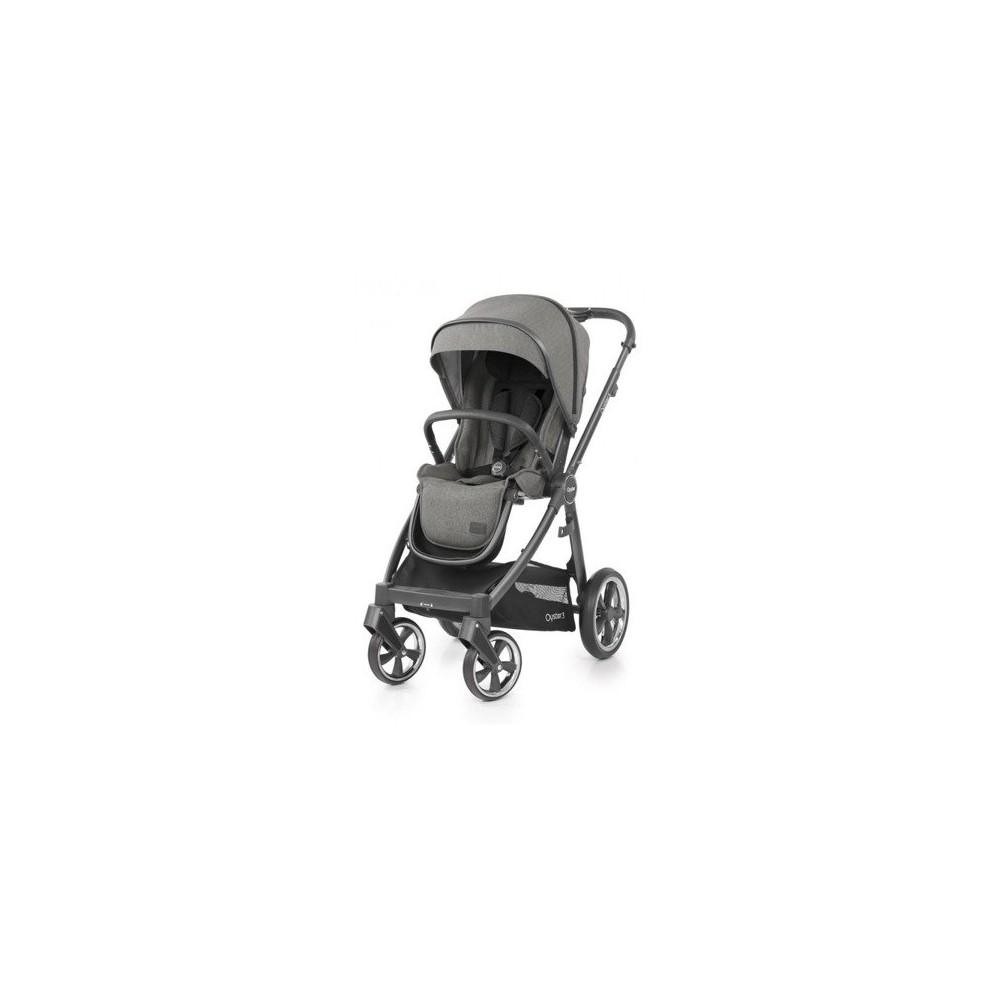Прогулочные коляски  Oyster 3 c черной рамой