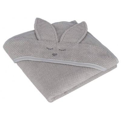 Для купания  Yosoy Бамбуковое полотенце с ушками 100x100см