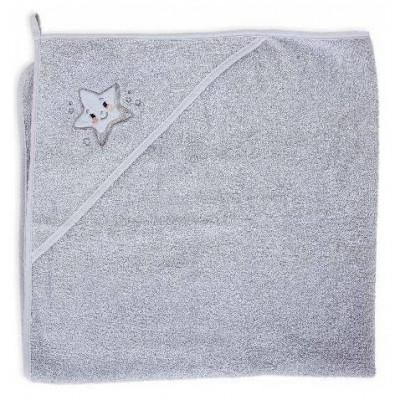 Для купания  Ceba Star Детское полотенце 100x100см