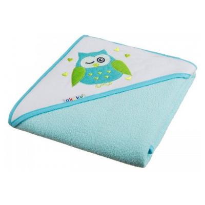Для купания  Akuku Детское полотенце 100x100см