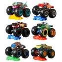 Машинки, поезда и дороги  Hot Wheels Monster Trucks машина 1шт