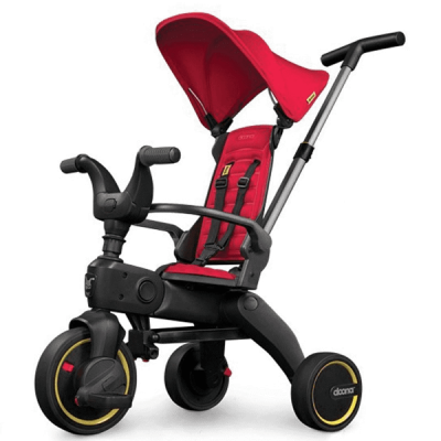 Kolmerattalised  Doona Liki Trike S1Flame Red