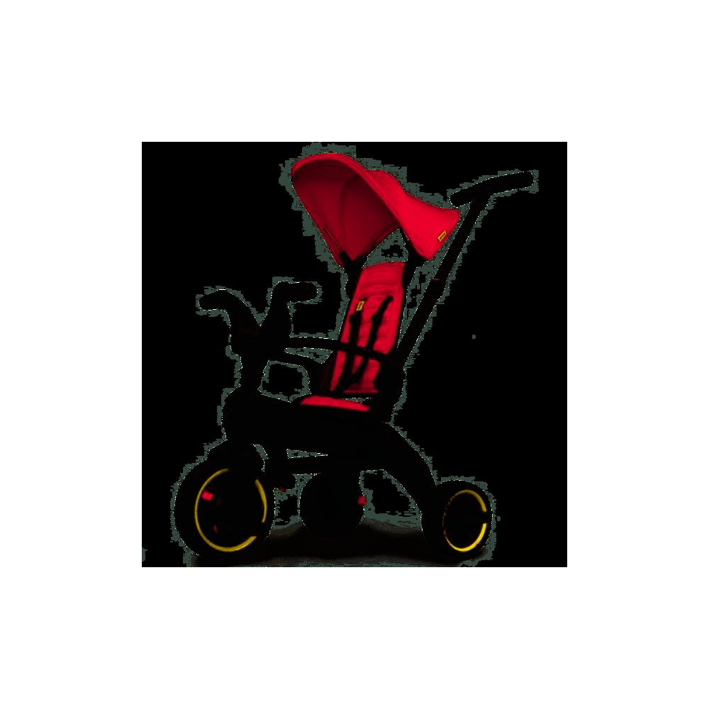 Kolmerattalised  Doona Liki Trike S1Flame Red