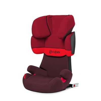 Kaupluses kohal  Cybex Solution X-Fix Rumba Red